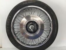 Kawasaki Z1 900 H2 750 Front Wheel Rim Hub Brake Rotor Nice 1975 5A Date Code