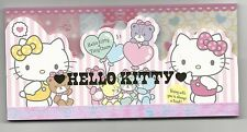 Sanrio Hello Kitty Tiered Notes Mimmy Balloons Break Apart Notes
