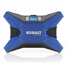 Kobalt 12-Volt And 120-Volt/Ac Voltage Air Inflator Car Power Source 120 Psi New