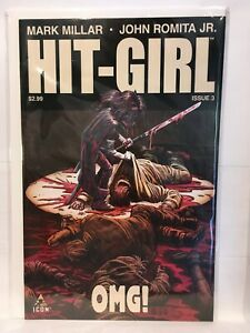 Hit-Girl (Vol 1) #3 VF/NM 1st Print Icon Comics