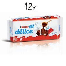 120x Kinder Ferrero Delice kekse Kuchen riegel schokolade Kakao milch 420g
