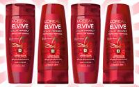 4 L'Oreal Paris Elvive Color Vibrancy Protecting Shampoo & Conditioner 12.6 OZ