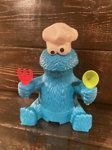 Play-Doh Cookie Monster's Letter Lunch Chef Cookie Monster Part Only Replace