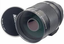 Nikon 500 Mm F8 Reflex-Nikkor C