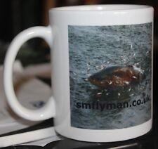 Fishing Fry Bashing Brown Trout Mug