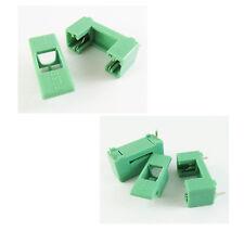 100 PCS x Fuse Holder DIP 6.3A 1.6W 250V FOR 5x20mm Fuse PCB Panel Soldering