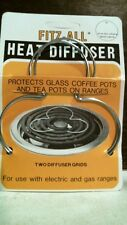 Fitz-All Heat Diffuser 2001 for Gas or Electric Ranges