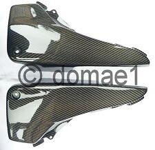 HONDA CB 900 F Hornet Carbone Revêtement Latéral sc48 2002-2007 Couverture cb900f