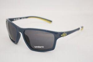 UMBRO GS06 sunglasses Blue MEN 57mm Blue Gray Lenses Sport Style