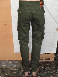 Herrn Jeans /Hose, SE DREAMLAND -CARGO JEANS, REGULAR FIT QUALITY DENIM  New