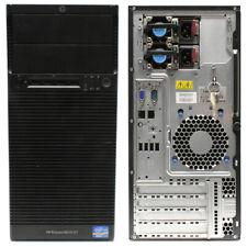 HP ProLiant ML110 G7 Tower i3-2100 DC 3.1GHz 8GB RAM P412 Raid Controller 2x PSU