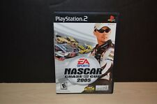 PLAY STATION GAME NASCAR CHASE FOR THE CUP 2005 - USED