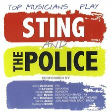 TOP MUSICIANS PLAY STING AND THE POLICE-NEW & SEALED CD-DEAN DYSON-JILL SAWARD