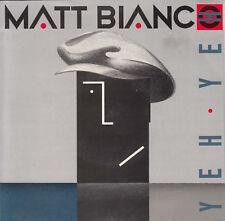 MATT BIANCO Yeh Yeh / Smooth 45