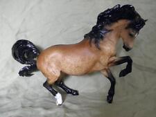 Breyer Horse Statue OOAK CM/Custom Connemara Croi Damsha Dappled Buckskin