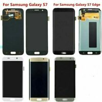 For Samsung Galaxy S7 G930 S7 Edge G935 LCD Display + Touch Screen Digitizer BT2