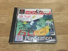 Monopoly Sony PlayStation One PS1 USED