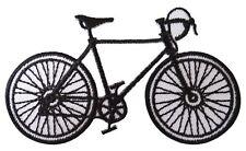 Patche écusson Bicyclette vélo thermocollant patch NagaPatches brodé