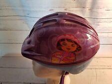 Dora the Explorer Bike Safety Helmet for Toddler Youth Girl DR75218 2007