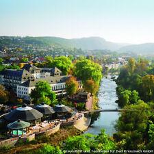 Verwöhn Kurzurlaub Parkhotel Bad Kreuznach + Eintritt Crucenia Therme 2 Personen