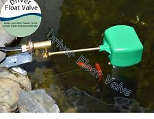 Float Valve, Auto Fill, for Fish Pond, Koi Pond,  (Long Arm)