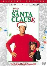 THE SANTA CLAUSE SP EDITION WS TIM ALLEN DVD NEW