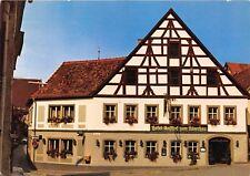 GG1860 hotel gasthof zum storchen bad windsheim   germany
