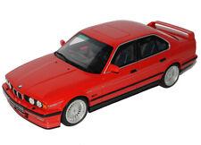 BMW 5er E34 M5 Alpina B10 Biturbo Limousine Rot 1987-1996 Nr 648 1/18 Otto Model