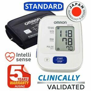 Omron HEM-7121 Standard Upper-Arm Blood Pressure Monitor 5 Years Warranty QLD ST