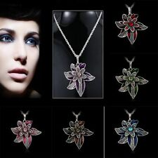 Rhinestone Chain Mixed Themes Fashion Necklaces & Pendants
