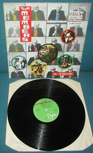 THE MEMBERS 1980 The Choice ls Yours ORIGINAL 1st UK VIRGIN 1980 PUNK LP