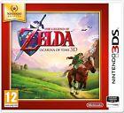 THE LEGEND OF ZELDA OCARINA OF TIME 3D NINTENDO SELECT JEU 3DS NEUF