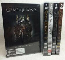 Game of Thrones, The Complete Seasons 1 - 5 DVD Box Set, Season 1 2 3 4 5 bulk