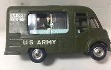 Vintage Corgi Smith's Karrier Van US ARMY Field Kitchen 1/48