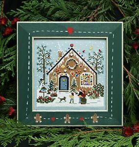 Gingerbread Hollow - Victoria Sampler New Chart