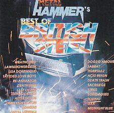 "Various Artists-Doppel-CD: ""Metal Hammer's Best Of British Steel"""