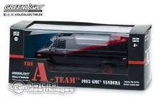 L'Agence Tous Risques A-Team 1983 GMC Vandura 86515 1/43 Greenlight Baracus 12cm