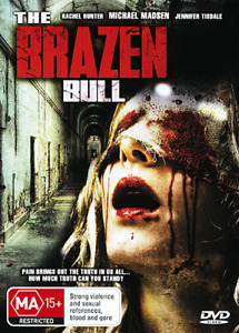 Rachel Hunter Michael Madsen THE BRAZEN BULL - SAVAGE MADMAN HORROR THRILLER DVD