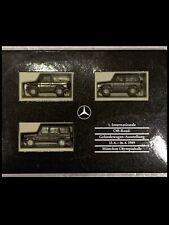 Herpa Sondermodell Set Mercedes Benz Geländewagen G-Klasse