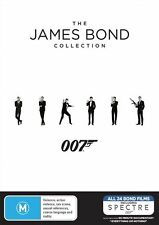NEW/ Sealed The James Bond Collection DVD (DVD 24 dvd boxset) Region 4