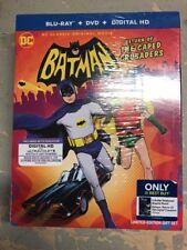 Batman: Return Of Caped Crusaders Limited Edition Blu-Ray/DVD/Digital HD/Novel