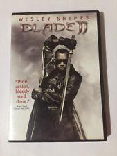 Blade II (DVD, 2004, Single Disc) Wesley Snipes