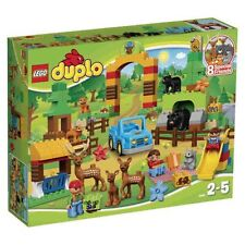 LEGO  DUPLO 10584 WILDPARK  FOREST: PARK-LEGO LEGO