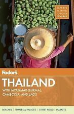 Fodor's Thailand: with Myanmar (Burma), Cambodia, and Laos (Full-color-ExLibrary