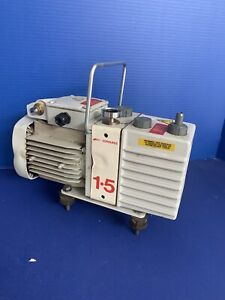 Edwards E2M1.5  A371-22-919 Rotary Vane Vacuum Pump, Used