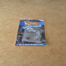 BUILD BACK TO THE FUTURE DELOREAN TIME MACHINE ISSUE 82 1:8 SCALE DIE-CAST PARTS
