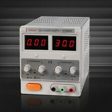 OTE INSTRUMENTS HY-3003E SINGLE SWITCHING DC POWER SUPPLY 0-30VDC/0-3A