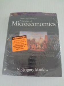 Principles of Microeconomics by N. Gregory Mankiw  7th Edition