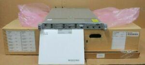 New Cisco HyperFlex HX220C M4 10C E5-2630V4 2.2GHz 112GB 3.6TB + SSD UCS Server