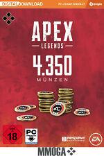 APEX Legends - 4350 Apex Coins - PC EA Origin Download Code - DE/Weltweit